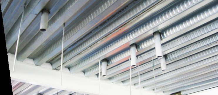 Acero deck instalaci n - Instalacion electrica superficie ...